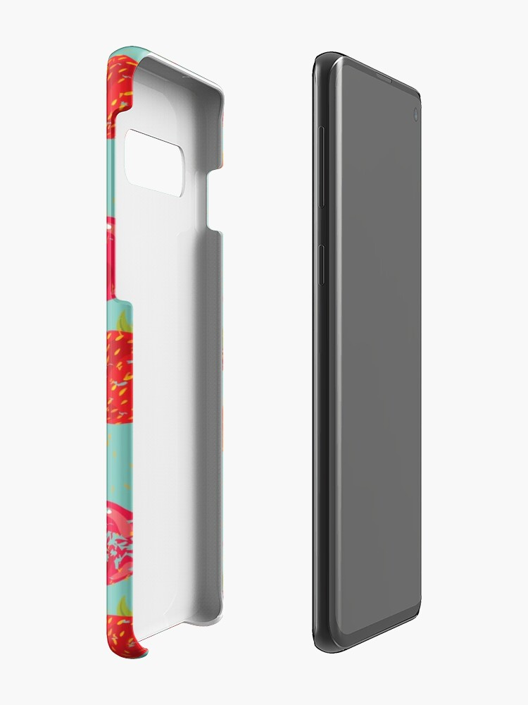 Alternate view of Sweet Berries Case & Skin for Samsung Galaxy