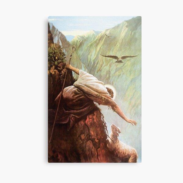 The Lost Sheep Luke 15:3-7 Canvas Print