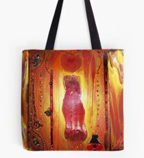 When The King and The Queen Came Together As One In Holy Matrimony a Brand New Sun Arose Tote Bag