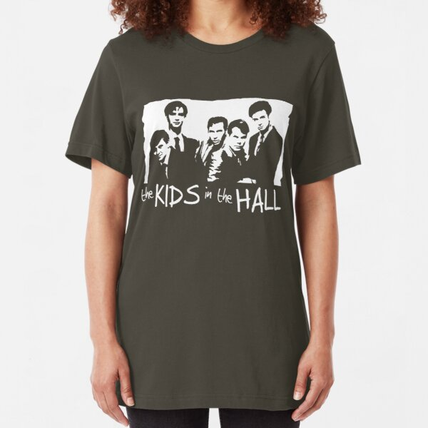 The Kids In The Hall Slim Fit T-Shirt
