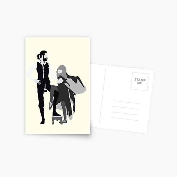 Rumors  Postcard