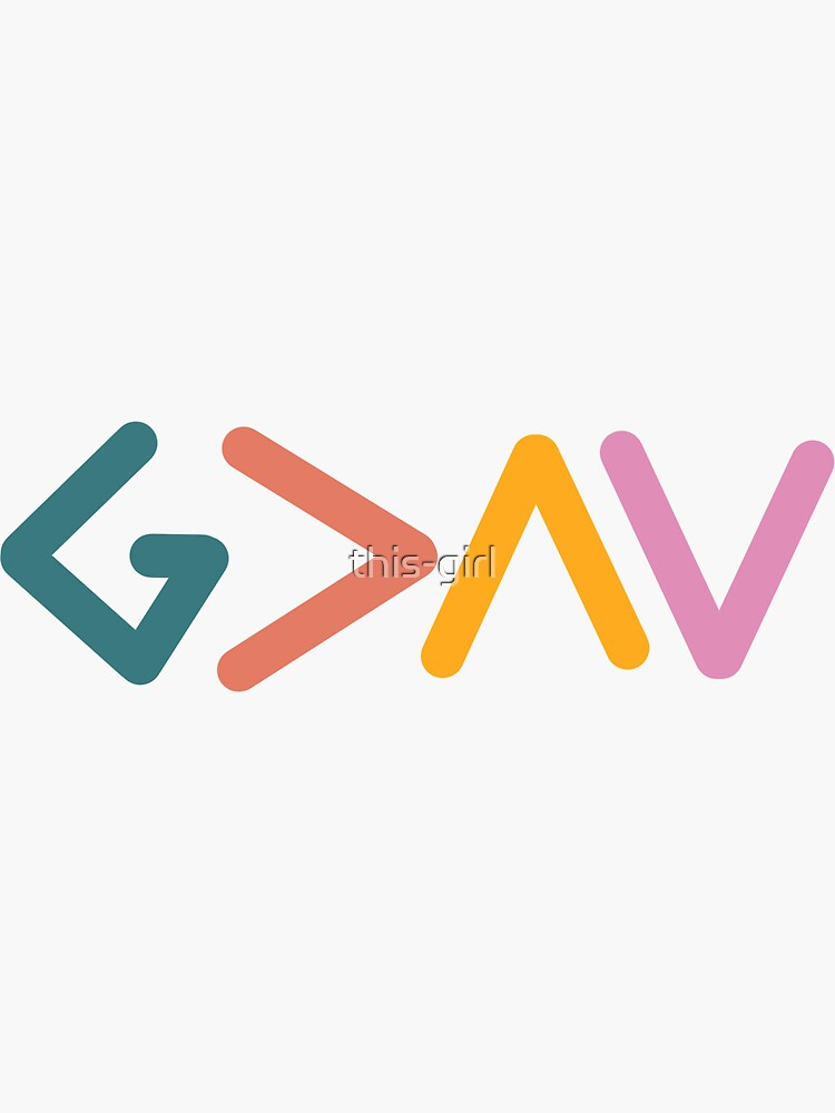 God is greater than the highs and lows by this-girl