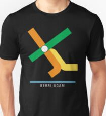 Station Berri-UQAM T-Shirt