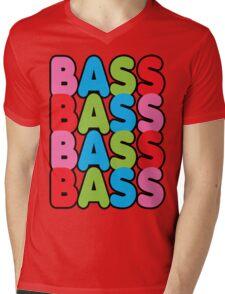 Bass Mens V-Neck T-Shirt