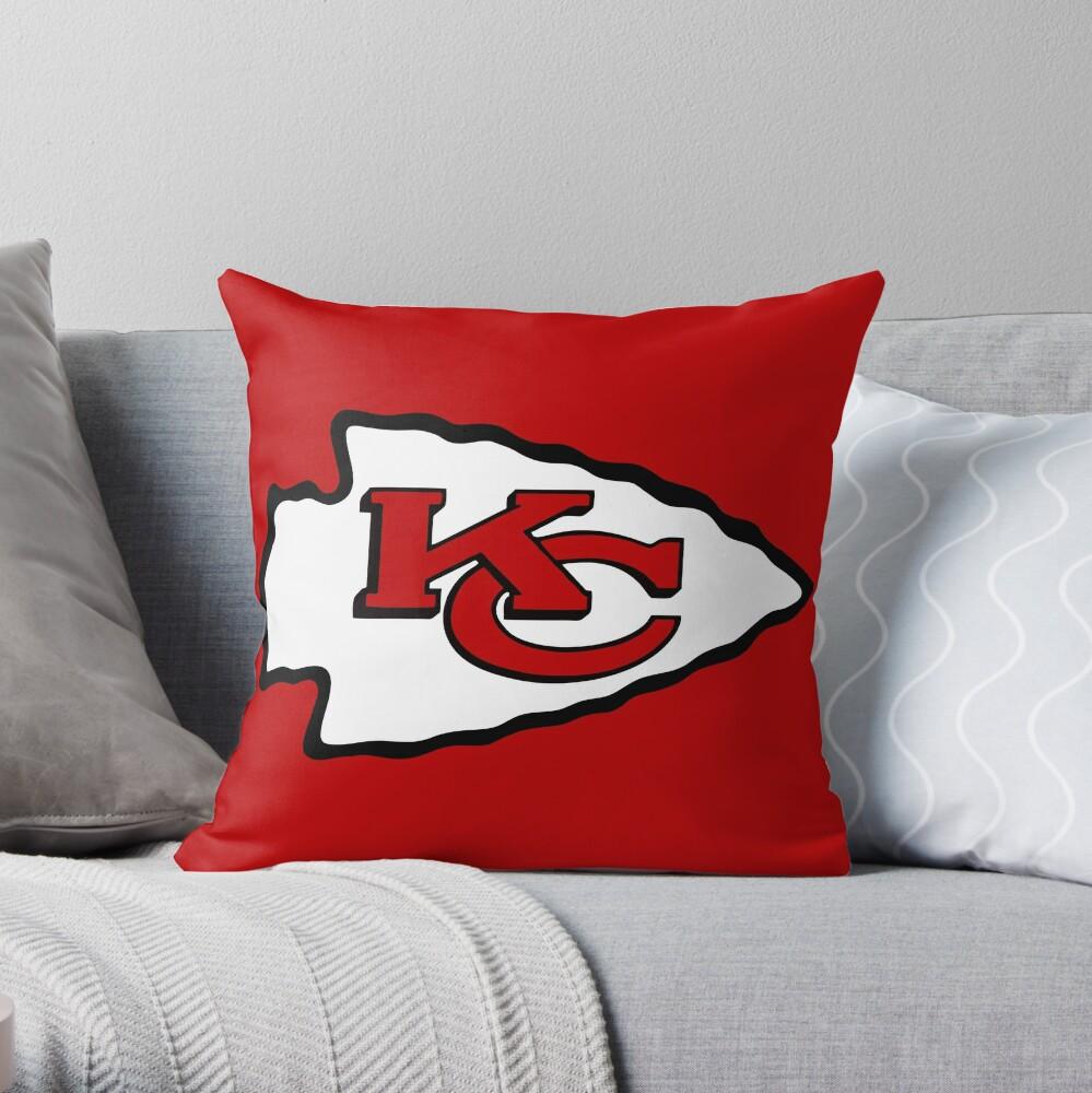chiefs-city-kansas merch Throw Pillow