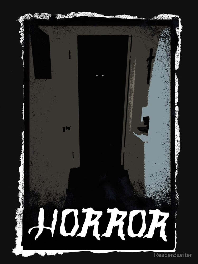Horror Graphic by Reader2writer