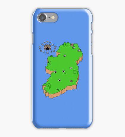 Mario's Emerald Isle iPhone Case/Skin