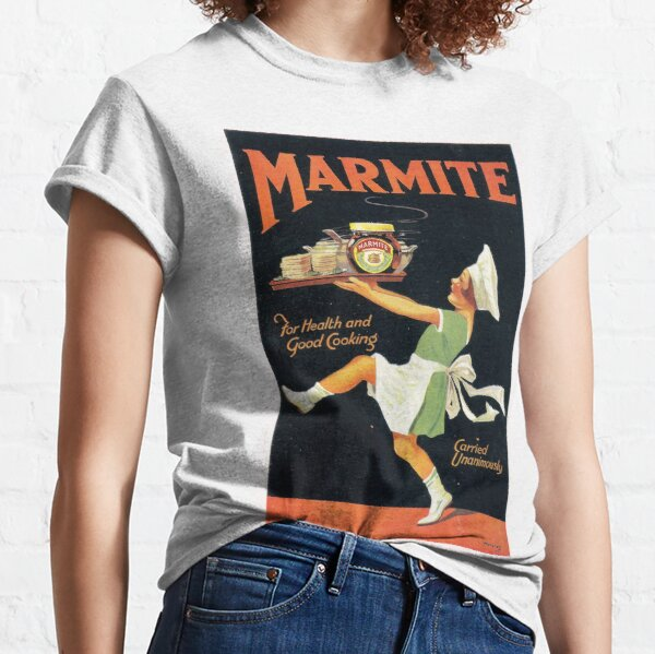 Vintage Marmite Poster Advertising Classic T-Shirt