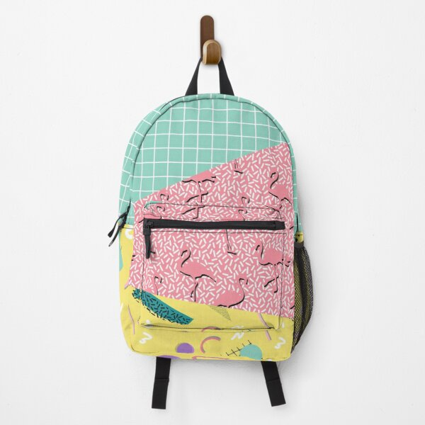 Dreaming 80s #redbubble #decor #buyart Backpack