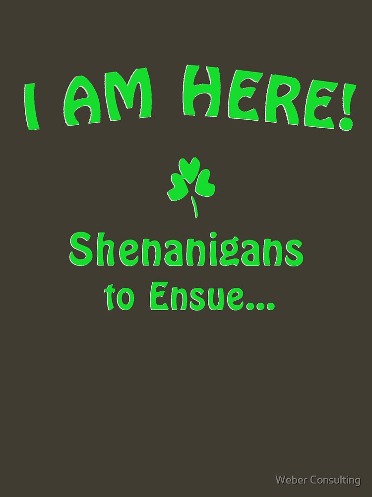 I am here! Shenanigans to ensue... by HalfNote5