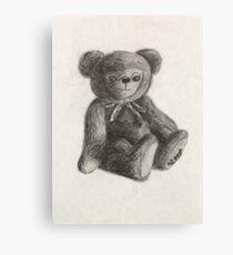 Teddy Bear Toy Canvas Print
