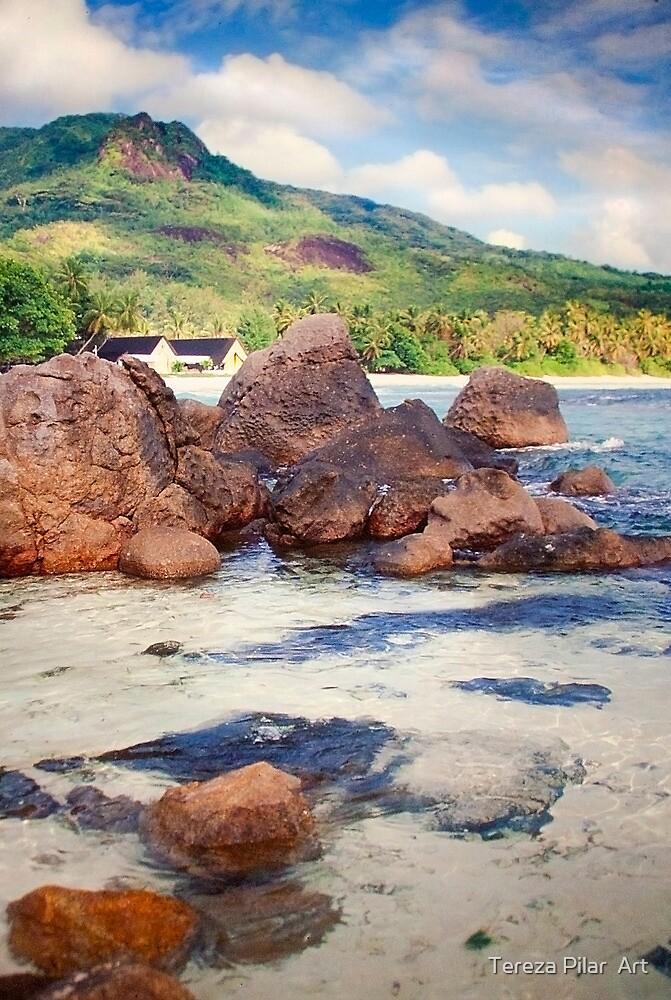 Seychelles. memories from paradise. Indian Ocean. by terezadelpilar ~ art & architecture