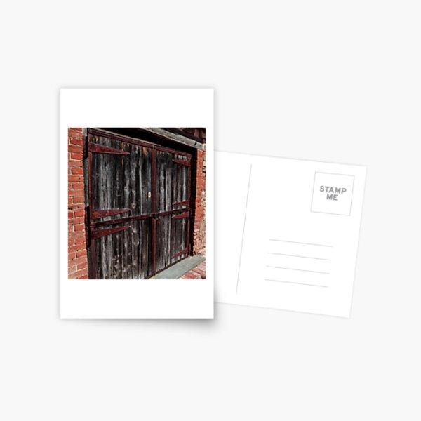 The Cellar Door Postcard