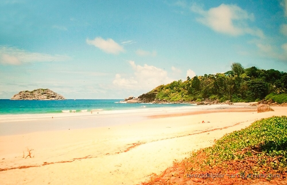 Seychelles III. by terezadelpilar ~ art & architecture