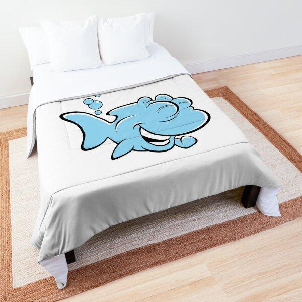 fish fart Comforter