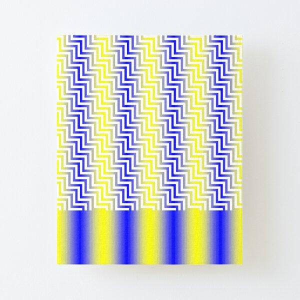 iLLusion Colorfulness Canvas Mounted Print