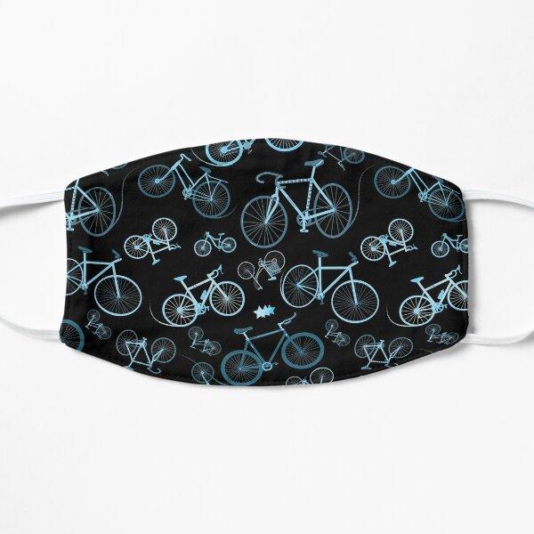 I love Bikes  Flat Mask