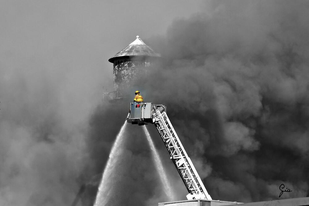 """ A Smokey Disposition "" by Gail Jones"