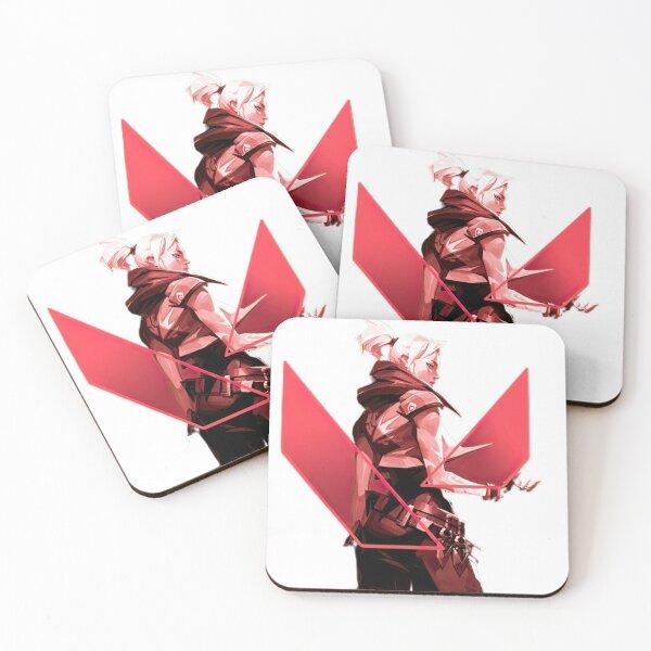Epic V character Coasters (Set of 4)