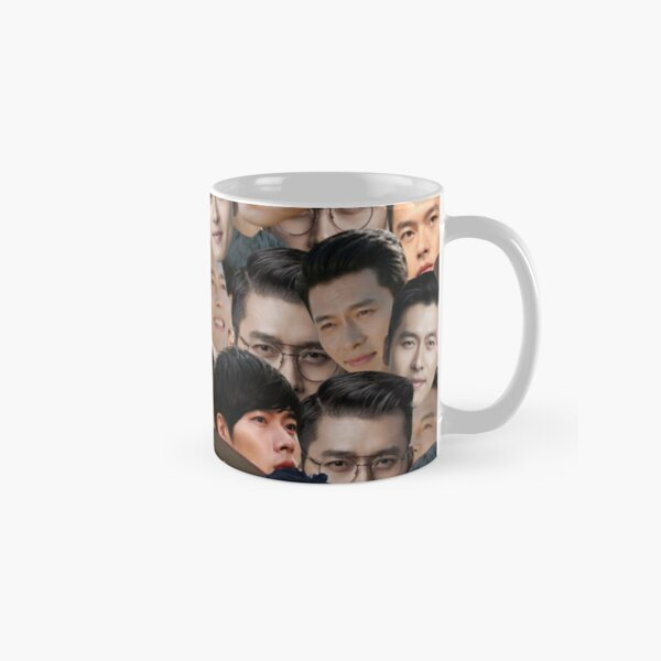 Hyun Bin Classic Mug