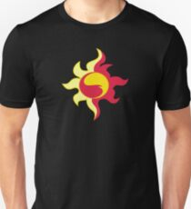 My little Pony - Sunset Shimmer Cutie Mark V3 Unisex T-Shirt