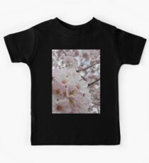 Cherry Blossoms 13 Kids Tee