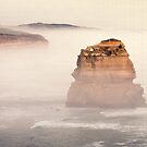Australia - Great Ocean Road Panorama - I by lesslinear