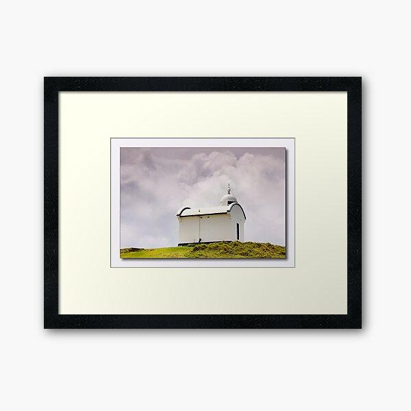Port Macquarie Light House 01 Framed Art Print