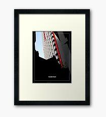 Modernism Framed Print