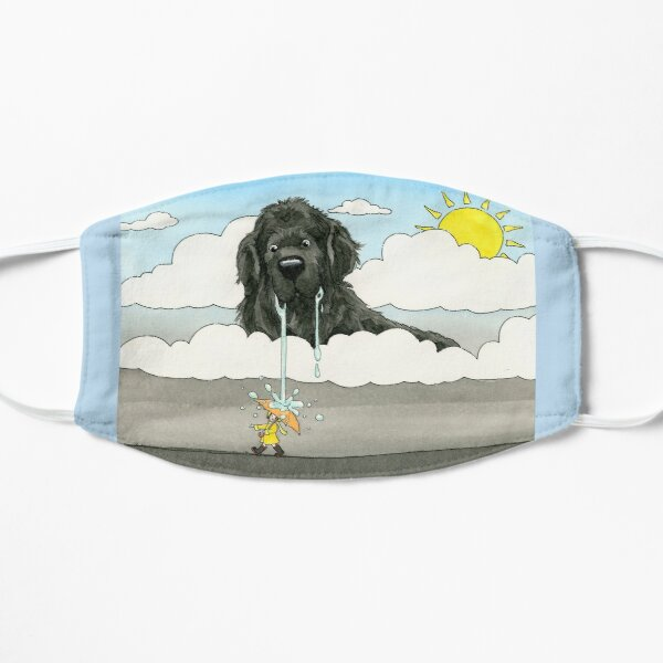 Newfy in the Sky Mask