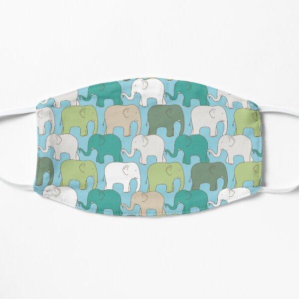 Elephant Pattern Mask