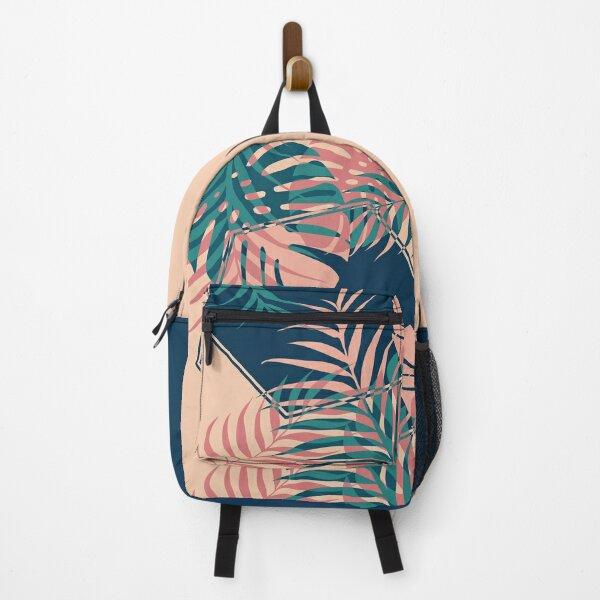 Tropical Dreams #redbubble #decor #buyart Backpack