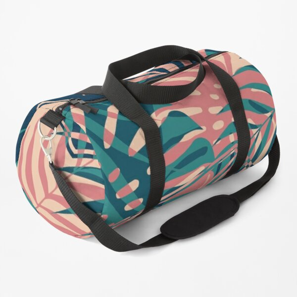 Tropical Dreams #redbubble #decor #buyart Duffle Bag