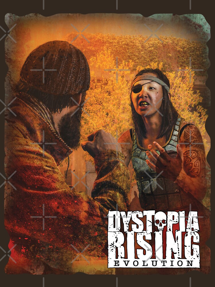 Dystopia Rising Art: Your Brothers and Sisters by TheOnyxPath