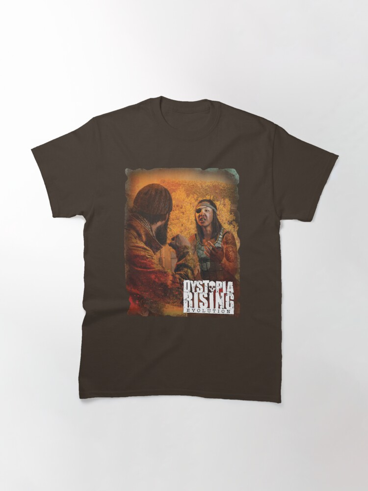 Alternate view of Dystopia Rising Art: Your Brothers and Sisters Classic T-Shirt