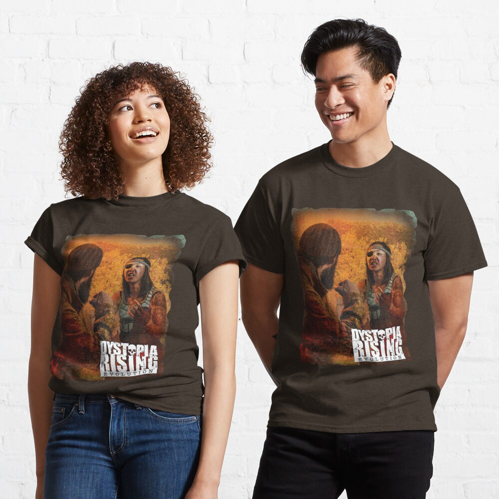 Dystopia Rising Art: Your Brothers and Sisters Classic T-Shirt