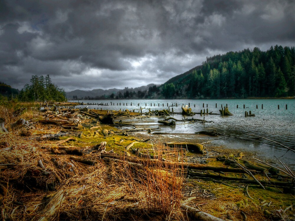 Almost There by Charles & Patricia   Harkins ~ Picture Oregon