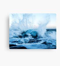 Iceberg. Canvas Print