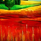 The Layered Landscape by Cherie Roe Dirksen