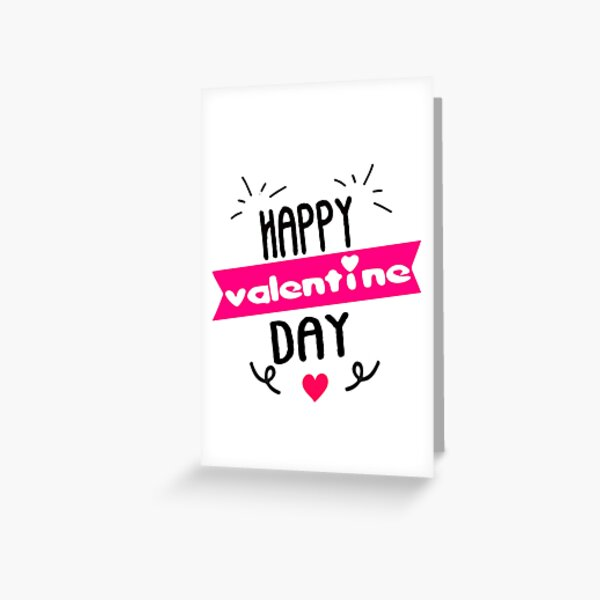Valentines Day Svg Greeting Cards Redbubble