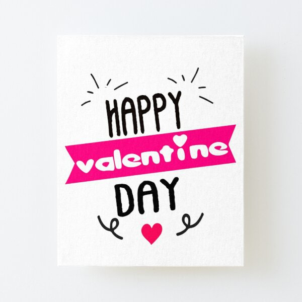 Valentines Day Svg Wall Art Redbubble