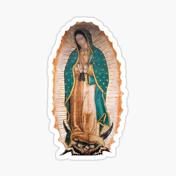 Virgen Morena Pegatina