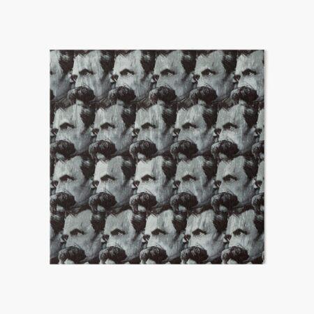 Nietzsche pattern Art Board Print