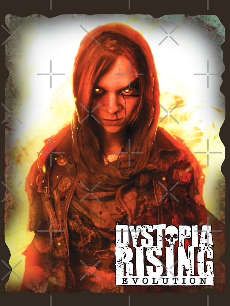 Dystopia Rising Art: Brain Bleed by TheOnyxPath