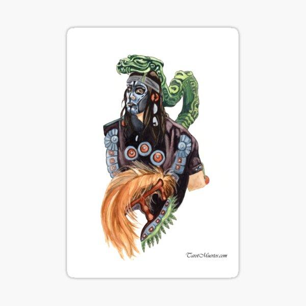 The Shaman - Tarot - El Chaman Sticker