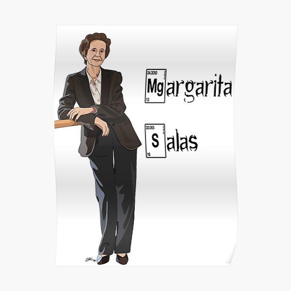 Margarita Salas Póster