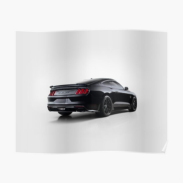 Shelby SuperSnake Poster