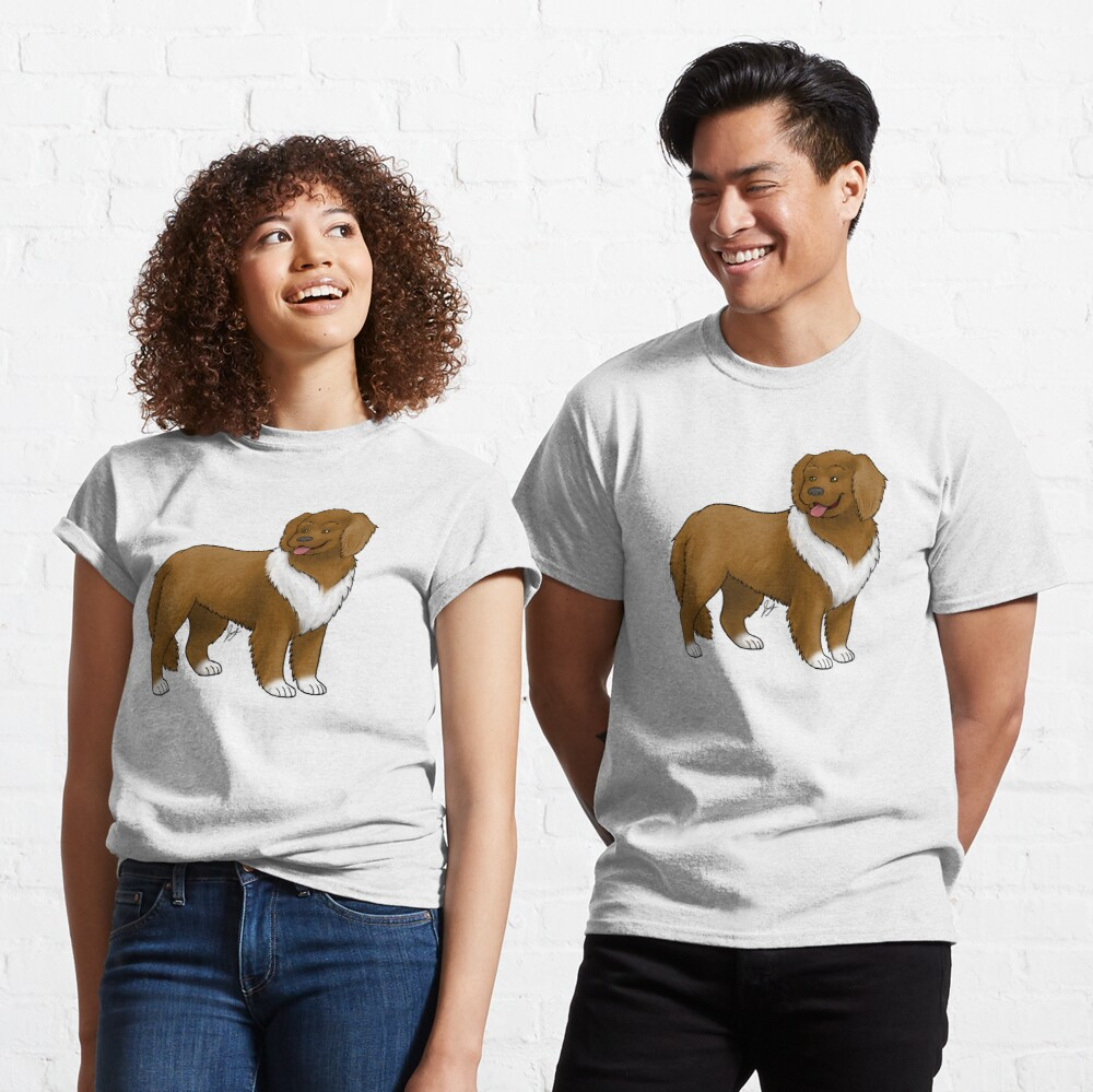 Newfoundland - Brown Classic T-Shirt