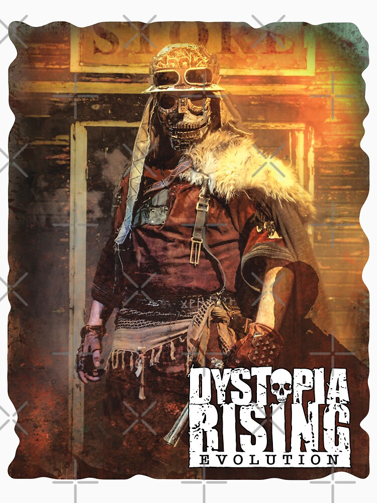 Dystopia Rising Art: Let the Dead Lie by TheOnyxPath
