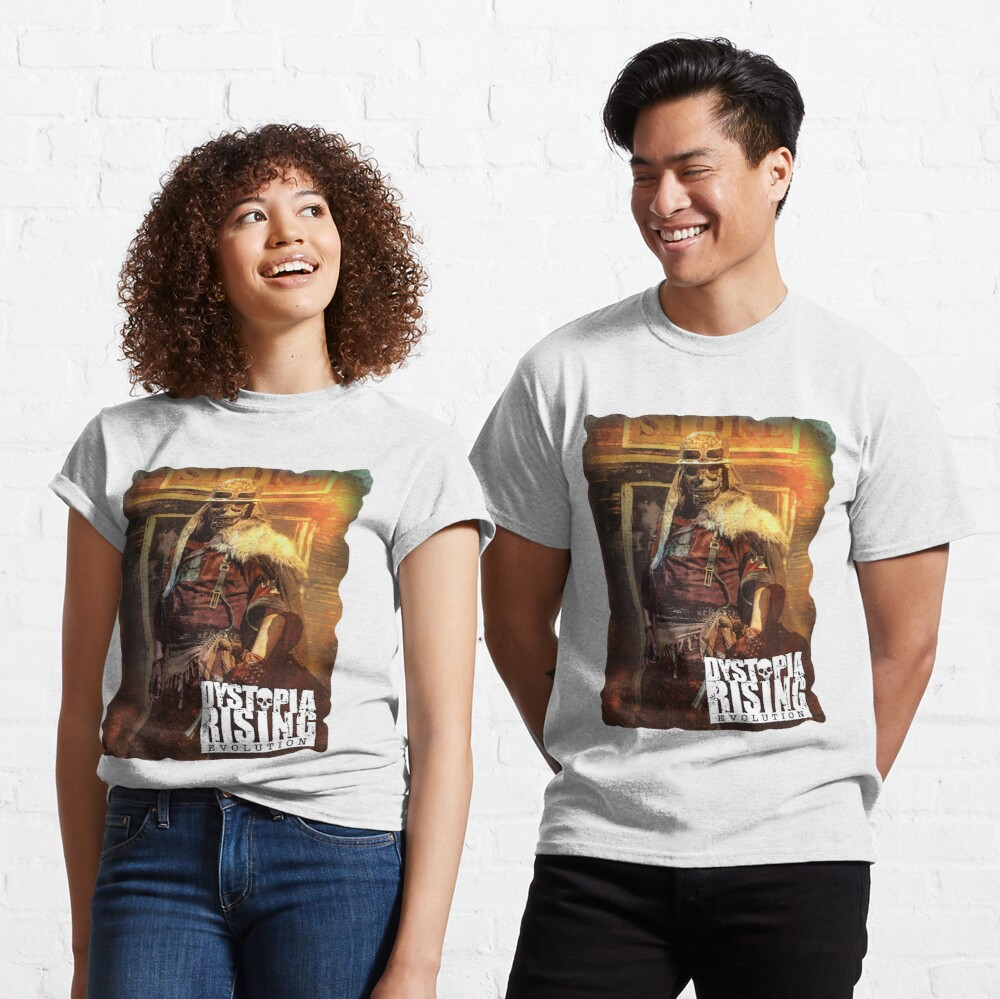 Dystopia Rising Art: Let the Dead Lie Classic T-Shirt